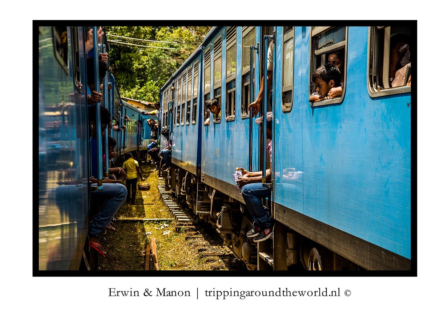 treinreis Kandy – Ella
