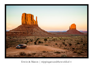 Sunset Monument Valley#2