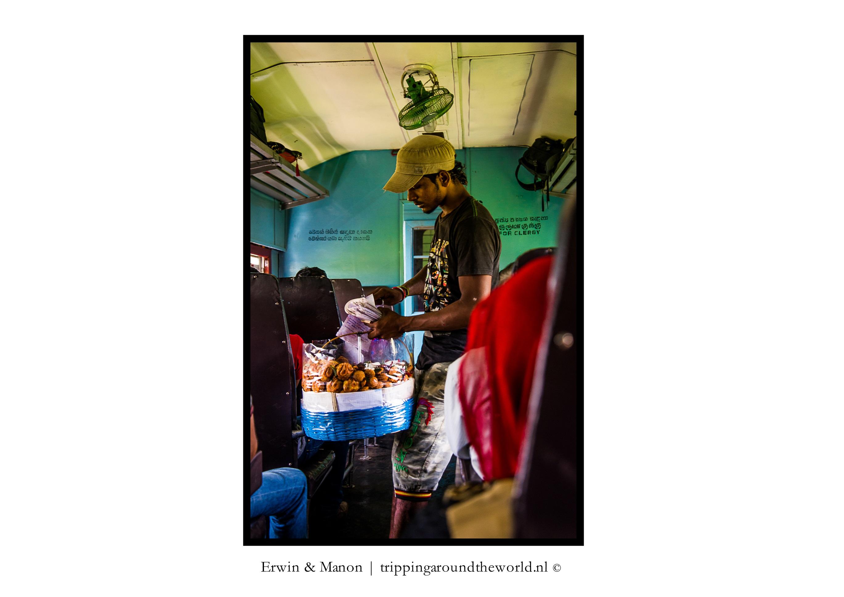 treinreizen Sri Lanka
