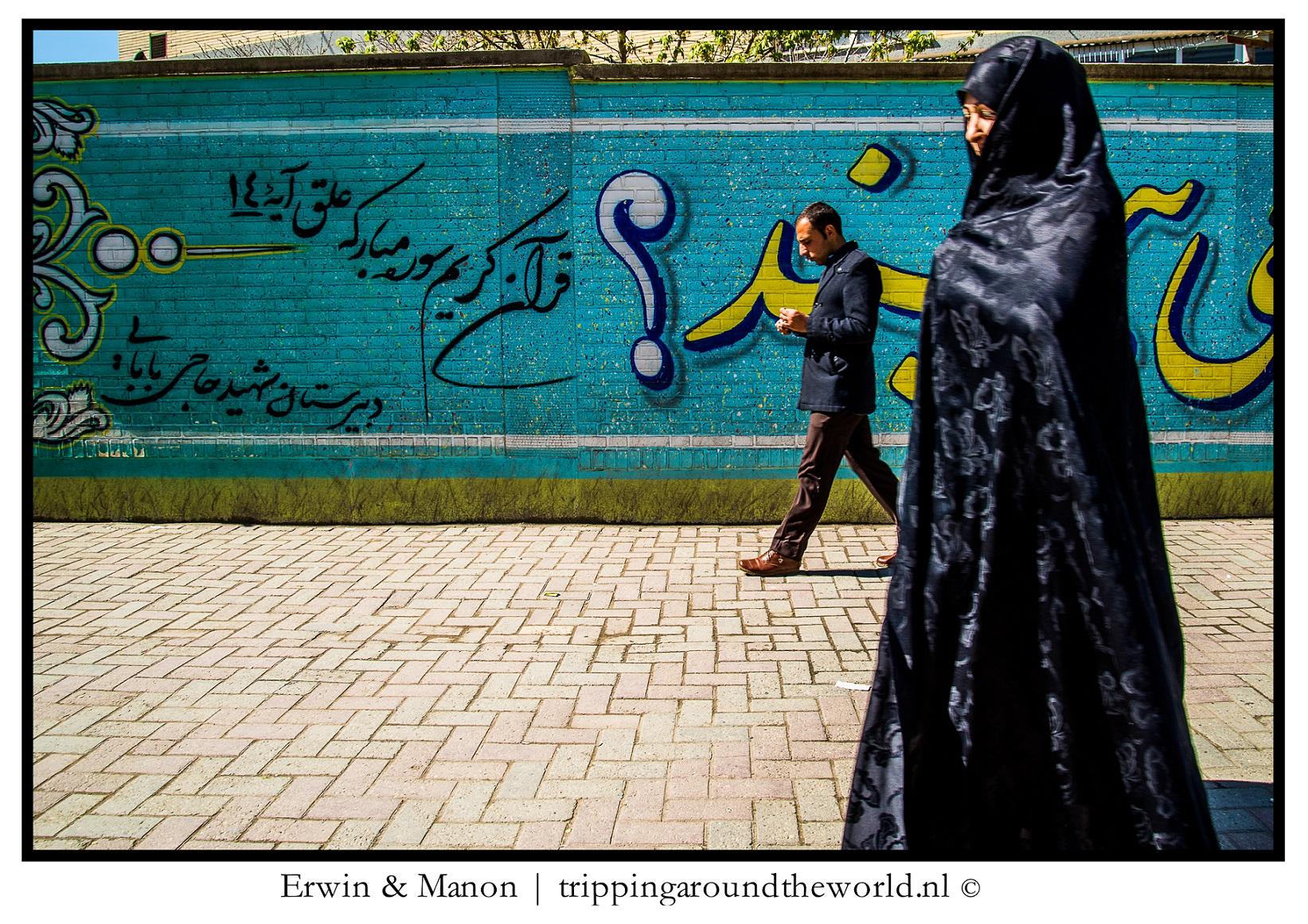 vakantie Iran